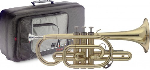Stagg WS – CR215S Bb Cornet with Case