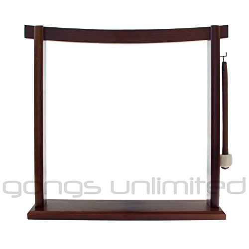 Woodsonic Gong Stand for 10″ to 12″ Gongs