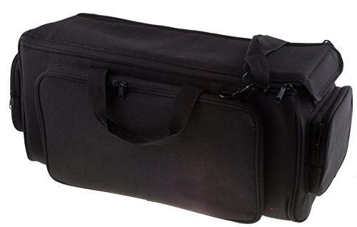 Bagpipe Carry Case With Soft Interior To Protect Bagpipes With Pockets