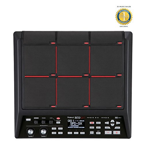 Roland Percussion Electronic Drum Pad (SPD-SX)