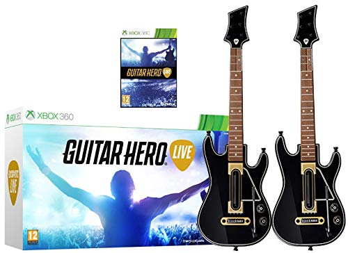 Guitar Hero Live 2-Pack Bundle – Xbox 360