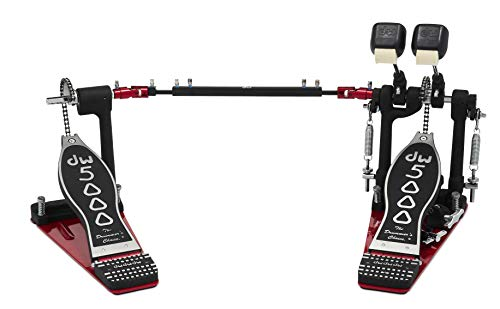 Drum Workshop DW 5000 Double Pedal With Bag, Single Chain DWCP5002AH4