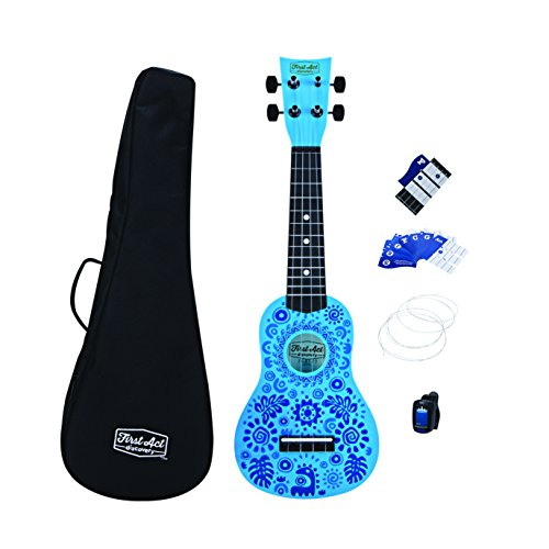 First Act Discovery Ukulele Starter Pack (FAD0138)