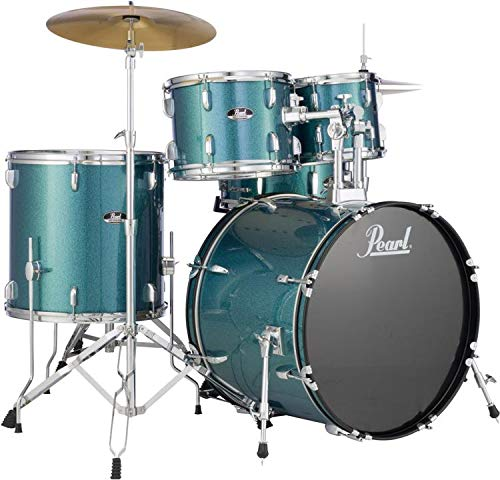 Pearl Drum Set, Charcoal (RS525SC/C703)