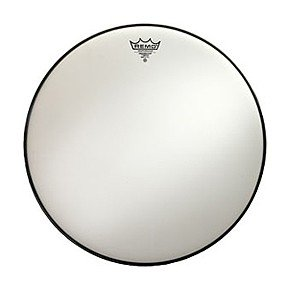 Remo RC2808-LS 28-8/16-Inch Renaissance Clear Timpani Drum Head – Low-Profile Steel Insert