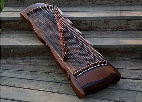 Portable Smaller Size 21 string Chinese Zither Guzheng