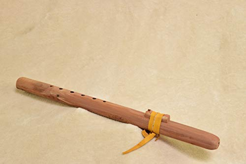 Windpony Unfinished Cedar Flute in the Key of G