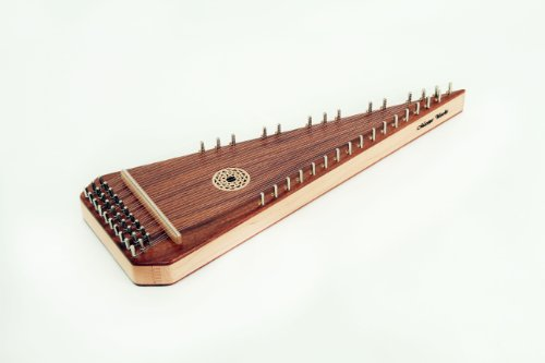 Master Works Bowed Psaltery with Case