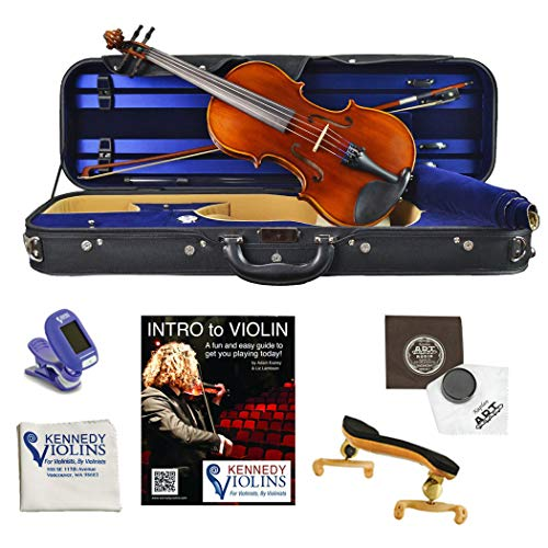 Ricard Bunnel G1 Clearance Student Violin Outfit (4/4) RB560
