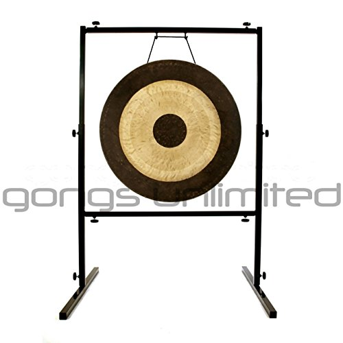 22″ to 26″ Gongs on the Rambo Rimbaud Gong Stand