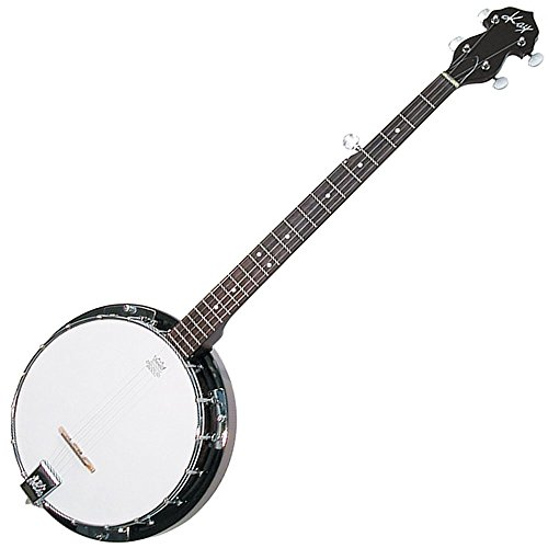 "Kay KBJ10A 5 String""Riverboat"" Banjo, 18-Bracket with Resonator"