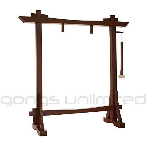 Modern Antique Gong Stand for 22″ Gongs