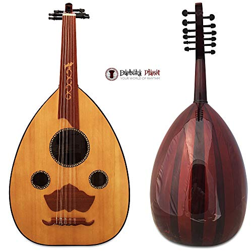 El-masry Professional Egyptian Oud Lute Cat#O-37