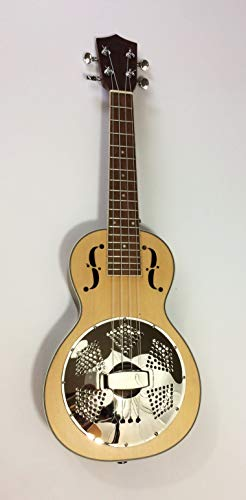 Sound Smith Spruce Top Tenor Resonator Ukulele