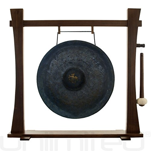 16″ to 18″ Gongs on the Spirit Guide Gong Stand