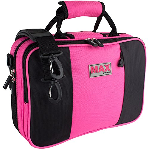 Protec Bb Clarinet MAX Case (Fuchsia), Model MX307FX