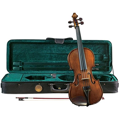Cremona SV-165 Premier Student Violin Outfit – 4/4 Size