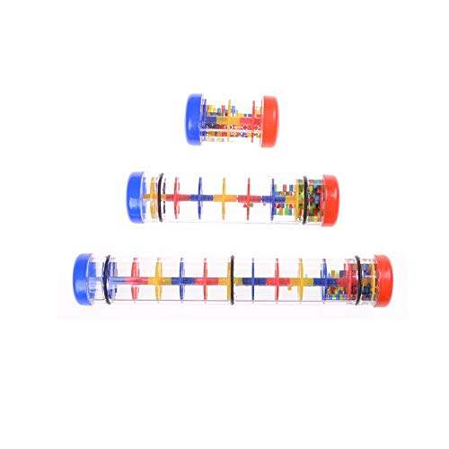 Early Learning Centre Baby Music Sensory Toy Auditory Instrument Education Toy Rainmaker Tube Shaker toy