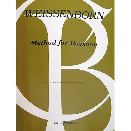 Method For Bassoon Pack of 2