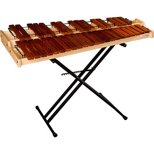 MPM Maxey 3 Octave Practice Marimba with Stand