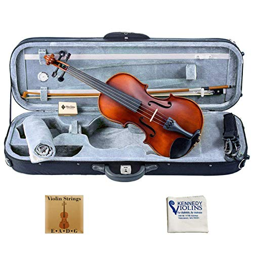 Bunnel Pupil Clearance Student Violin Outfit 3/4 Size RB300