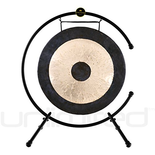 24″ to 26″ Gongs on the Meinl Table Gong Stand (TMTGS-XL)