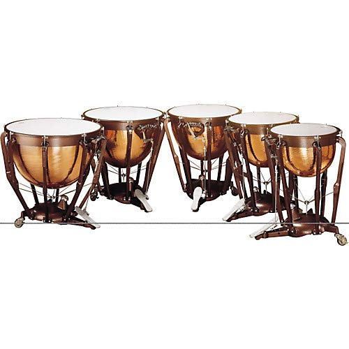 Professional Series Hammered Timpani Concert Drums