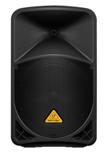 Behringer Eurolive B112D Active 2-Way 12″ PA Speaker System with Wireless Option and Integrated Mixer