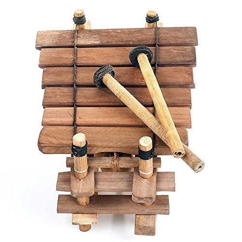 6-Note Ghanaian Percussion Xylophone