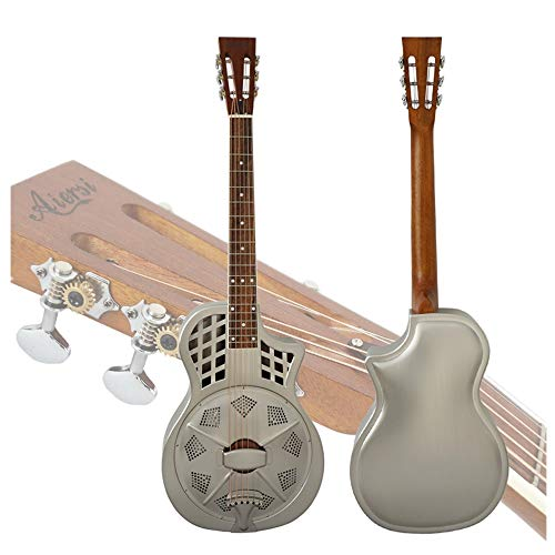 Wholesale Price Custom Aiersi brand Bell Brass Parlour Resonator Guitar for sale