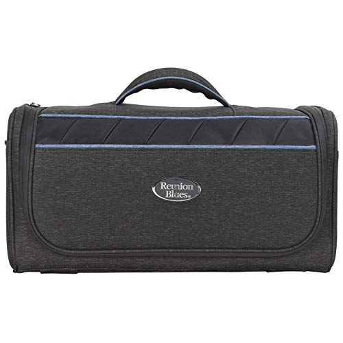 Reunion Blues RBCTP3 Continental Voyager Triple Trumpet Bag