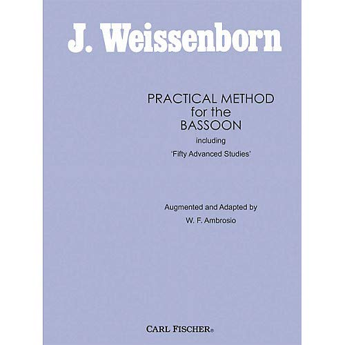 Practical Method For The Bassoon Pack of 2