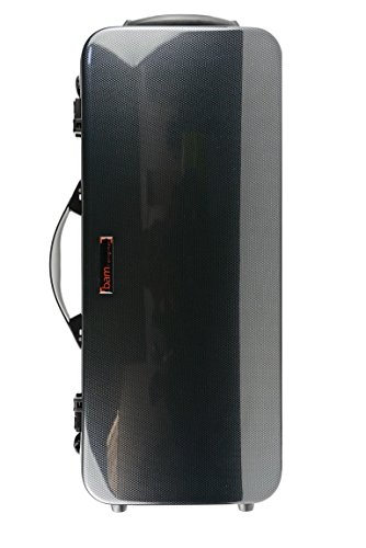 Bam France High-tech Adjustable Bassoon Case – 3233XLC Black Carbon