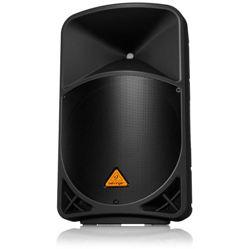 Behringer Eurolive B115D Active 2-Way 15″ PA Speaker System with Wireless Option and Integrated Mixer