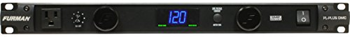 Furman PL-PLUS DMC Power Conditioner with Voltmeter / AMMeter