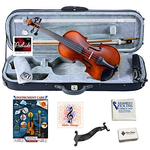 Bunnel Pupil Student Violin Outfit (3/4-size)