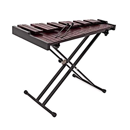 Kenneth 37 Key Xylophone Marimba With Stand, Gig Bag and Mallets XI337