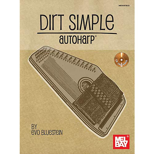 Dirt Simple Autoharp (Book/CD) Pack of 2