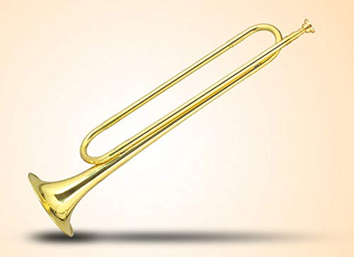 Original Henlucky Bach Process Youth student Army Sports Trumpet Flat Professional Bb Top Musical Instruments Brass Bugle
