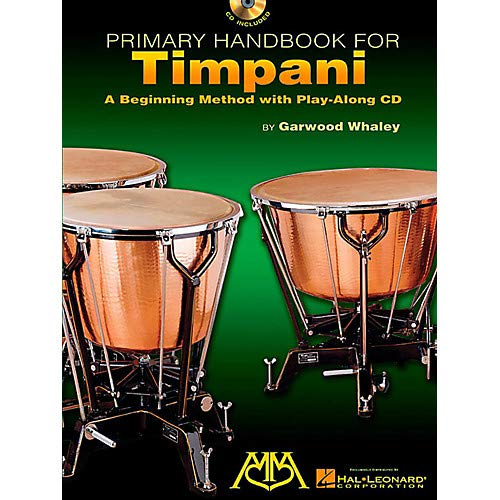 Primary Handbook For Timpani Book/CD Pack of 2