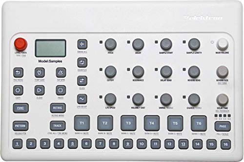 Elektron Model:Samples Six Track Sample Based Groovebox